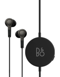 B&O Play E4 Active Noise Cancelling In Ear Headphones - Black - June 15 Announcement | Simcoe Audio Video