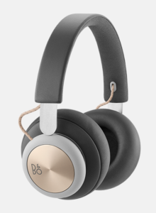 B&O Play H4 Wireless Over Ear Headphones - Charcoal Grey | Simcoe Audio Video