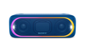 Sony Portable Wireless Bluetooth Speaker - Blue | Simcoe Audio Video