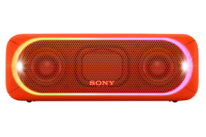Sony Portable Wireless Bluetooth Speaker - Red | Simcoe Audio Video